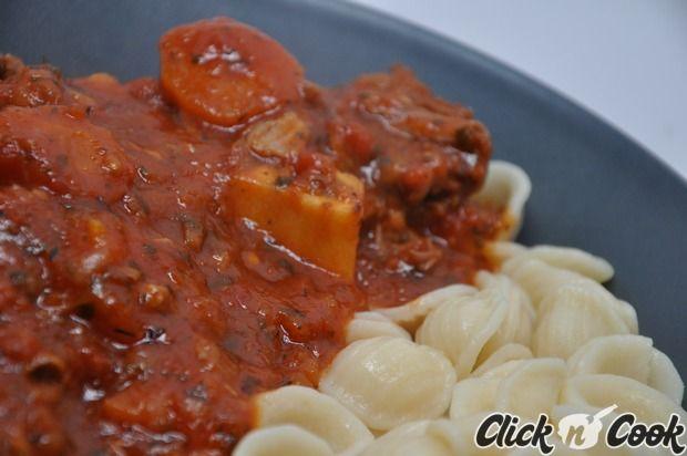 Osso Bucco de veau (Recette Cookeo) | Click n' Cook