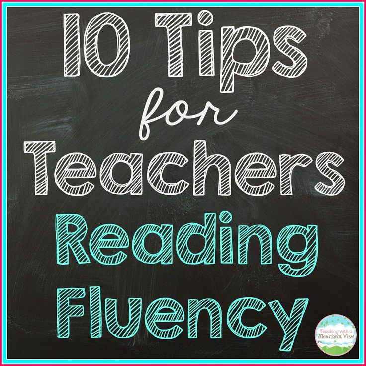 Top 10 Tips for Building Fluent Readers.  Oral Reading Fluency Tips and Tricks!