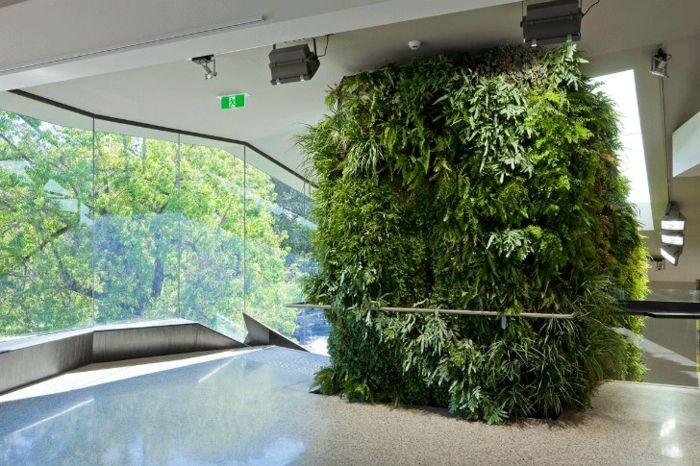 Les 673 meilleures images du tableau jardinage sur pinterest - Mur vegetalise interieur ...