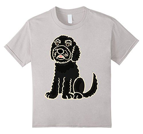 >> Click to Buy << Smiletodaytees Cute Black Labradoodle Dog T-shirt Cool Printed Funny Shirts #Affiliate
