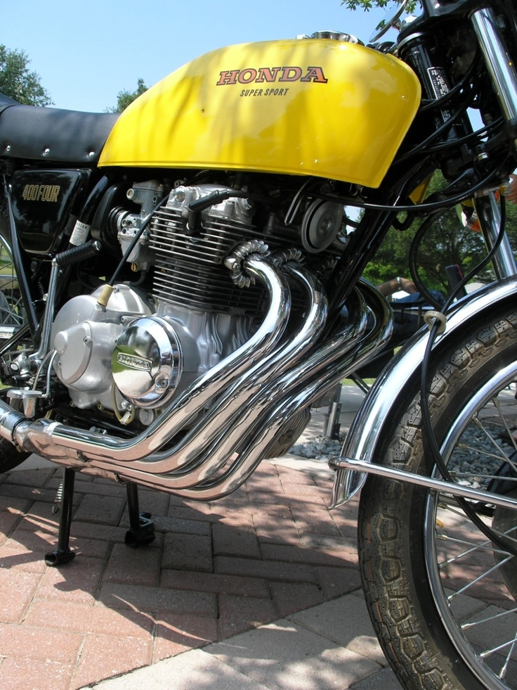 Honda   Motorcycle Photo Of The Day
