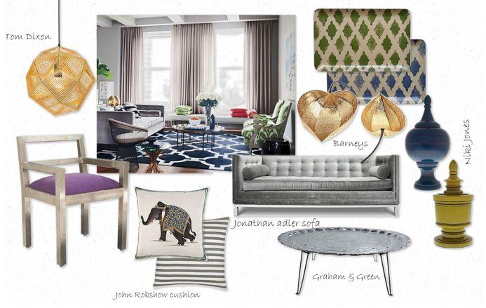 Interior Design Concept Board 1 Christopher James Interiors Mood Boards Pinterest Mood