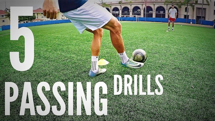 5 Essential Passing Drills For Soccer Players Soccer