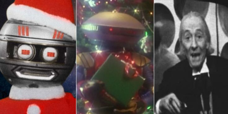 6 utterly bizarre Christmas TV specials, from Power Rangers to The X-Files