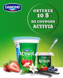 Recevez 10 $ de coupons Activa. http://rienquedugratuit.ca/coupons/recevez-10-de-coupons-activa/