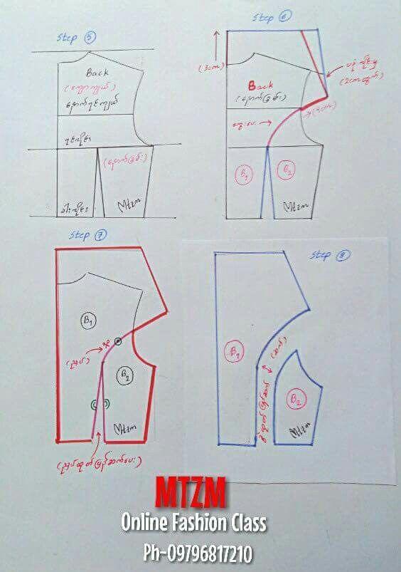 Pin de elena herrera en Blusas | Pinterest | Costura, Blusas y Patrones