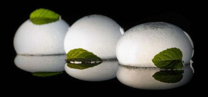Molekulare Küche Mojito Sphäre | Essen & Rezepte | Pinterest