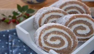 Troll a konyhámban: Gesztenyés kókusztekercs sütés nélkül - paleo