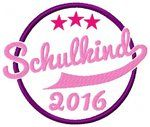 Schulkind 2016 10x10 *Freebie*