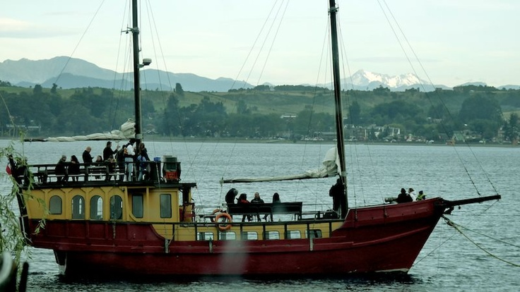 Capitain Haase - Boat Tours around Llanquihue Lake #llanquihue #capitainhaase #puertovaras #tours #patagonia #patagoniantours #travel #travelchile