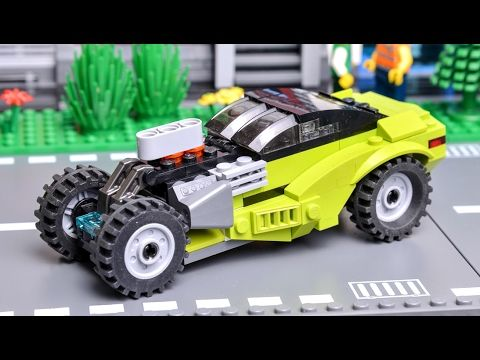 Lego Cars 2 Building Instructions