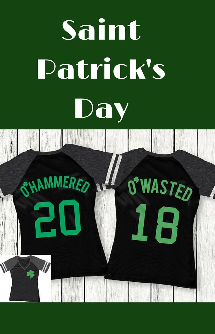 94355c55 O'Wasted St. Patrick's Day Drinking Team Shirt Black - 3 Names to Pick, St.  Patty's Day Shirt, St. Paddy's Day, Shamrock, Drinking Shirts #bestfriends  ...