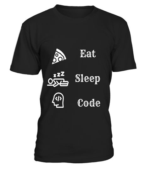 """# Funny Nerdy Eat Sleep Code Computer Programming T Shirt .  Special Offer, not available in shops      Comes in a variety of styles and colours      Buy yours now before it is too late!      Secured payment via Visa / Mastercard / Amex / PayPal      How to place an order            Choose the model from the drop-down menu      Click on """"Buy it now""""      Choose the size and the quantity      Add your delivery address and bank details      And that's it!      Tags: Are you a programmer, do…"""