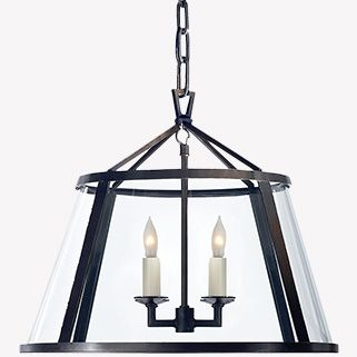 Люстры, потолочные светильники, подвесные светильники - Галерея света Visual Comfort Gallery