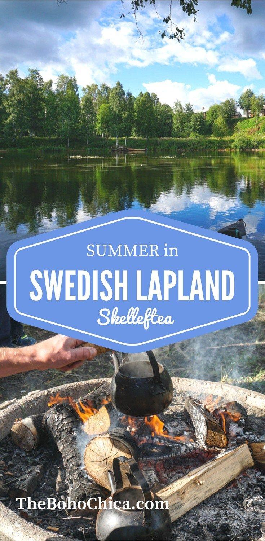 Skelleftea in Swedish Lapland: Experience the last wilderness of Western Europe