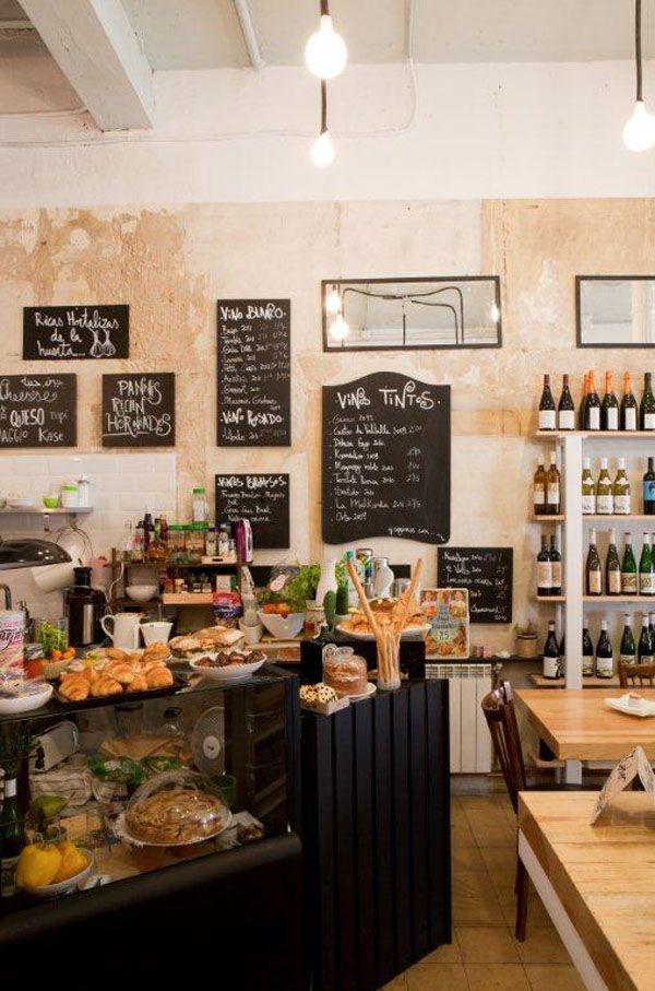 Vintage & Chic · Blog decoración. Vintage. DIY. Ideas para decorar tu casa: Mmm_US: Gastrobar con mucho encanto · A cozy restaurant