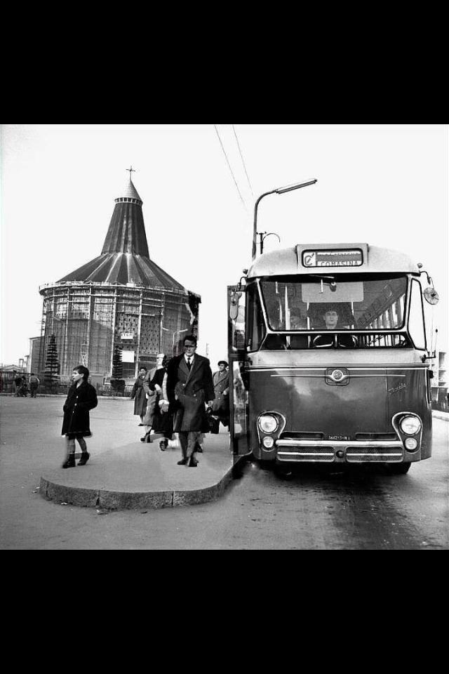 Quartiere Comasina, primi anni 60