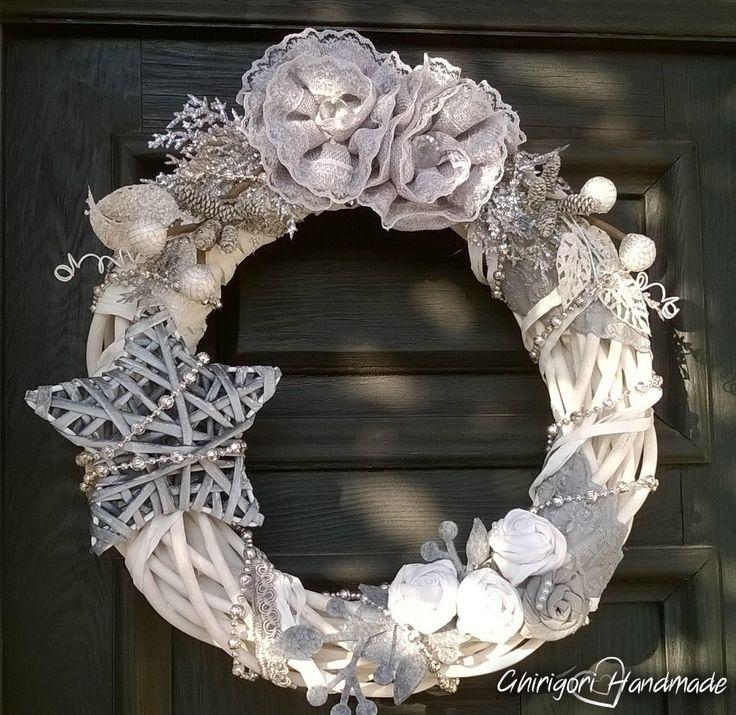 Ghirlanda natalizia  Christmas wreath