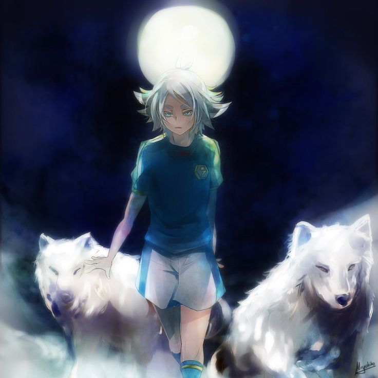 i11 - Wolf Legend by Miyukiko.deviantart.com on @deviantART