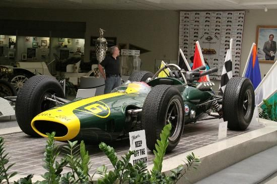 Indianapolis Motor Speedway Museum, Indianapolis Picture: Jim Clark - Check out TripAdvisor members' 10,848 candid photos and videos of Indianapolis Motor Speedway Museum