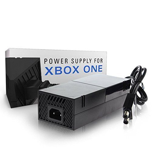 Xbox One Power Supply - Xbox One AC Adapter by LVL99Gear - http://dancedancenow.com/electronics/video-games-consoles-accessories/xbox-one-power-supply-xbox-one-ac-adapter-by-lvl99gear/