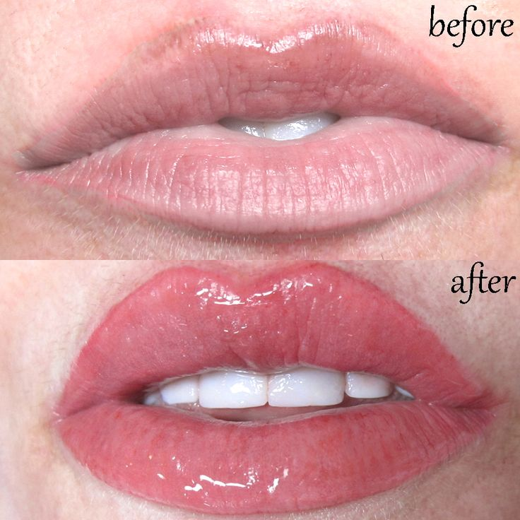 permanent lip color from sheila bella permanent makeup