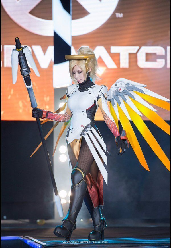 Image result for mercy victory cosplay | Inspirational ...