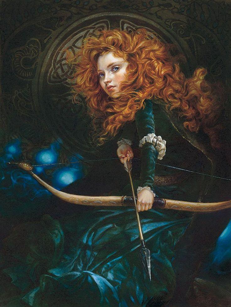 Les-peintures-Disney-de-Heather-Theurer-3 Les peintures Disney de Heather Theurer