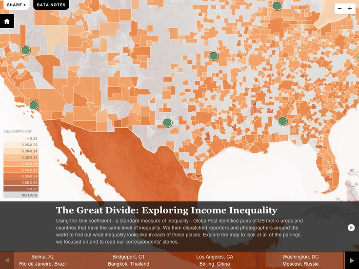 The Best Resources About Wealth & Income Inequality | Larry Ferlazzo's Websites of the Day…
