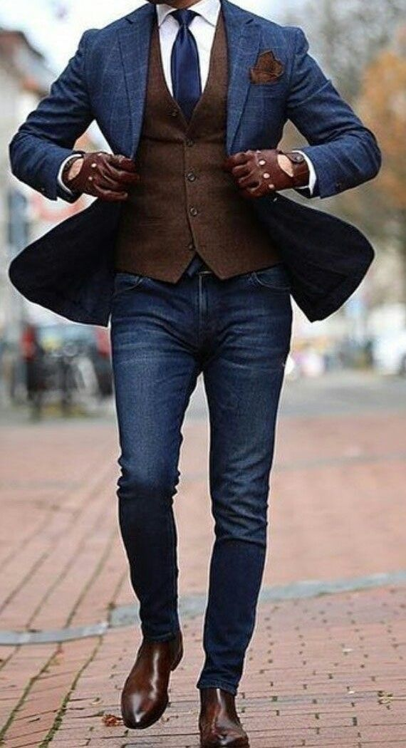 Love the Brown and Blue Combo – #blue #Brown #combo #Love – Womens Fashion Online 2019