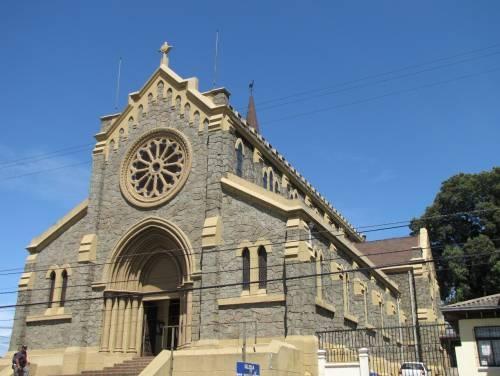 Parroquia San Matias apostol, Lota