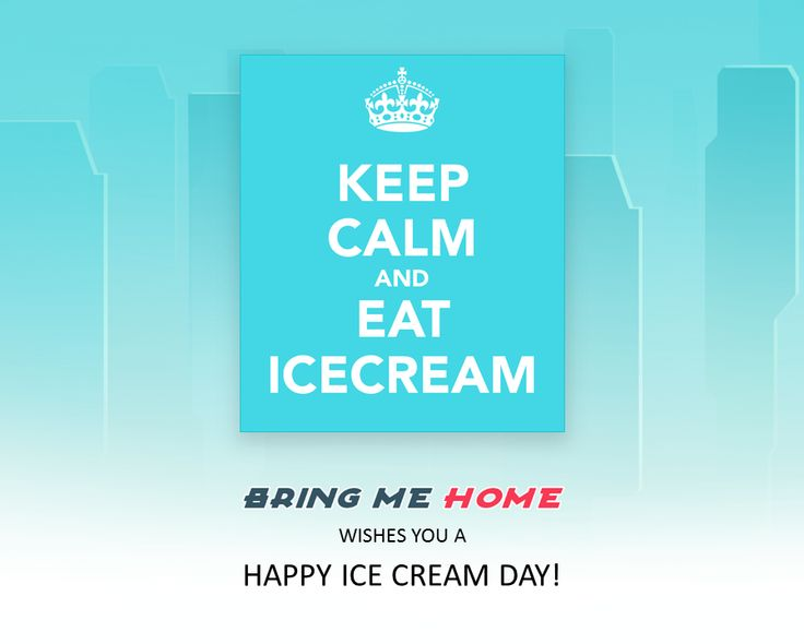 There are two kinds of people in the world. People who love ice cream and people who really really love ice cream. #‎icecremeday    #bringmehome