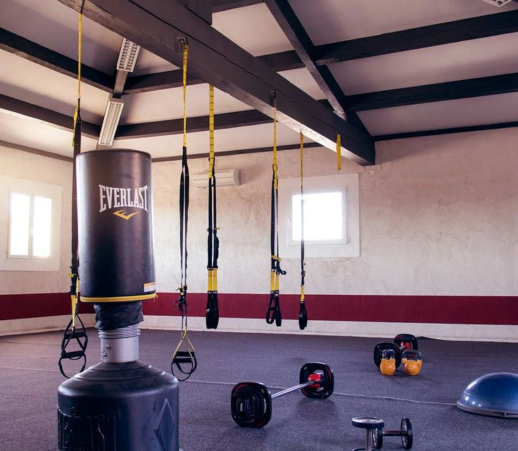 SUNGYM club à Aix l Functional training