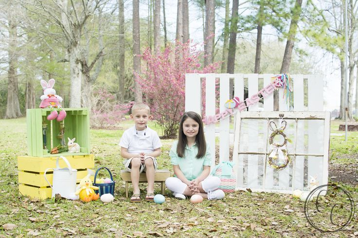 Easter Mini Session © Channing Candies Photography channingcandies.com