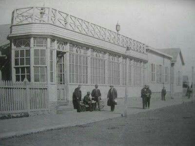 Hotel Ross, Pichilemu 1900