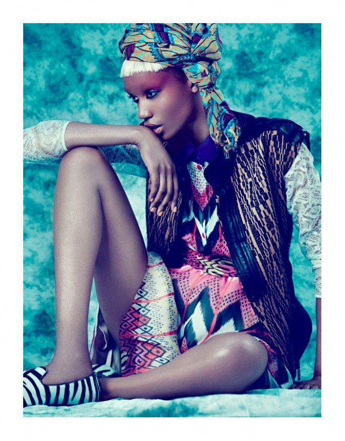 ...Fashion | #wearepatterns #fashion #africanprint