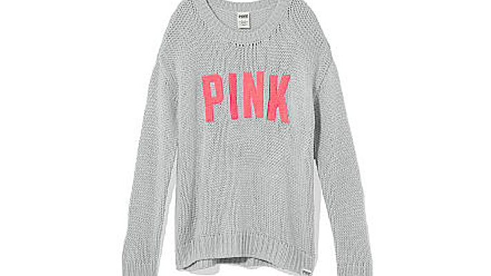Victoria's Secret PINK Cozy Sweater / Znaffle