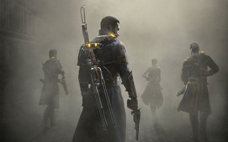 2880x1800 Background High Resolution: the order 1886