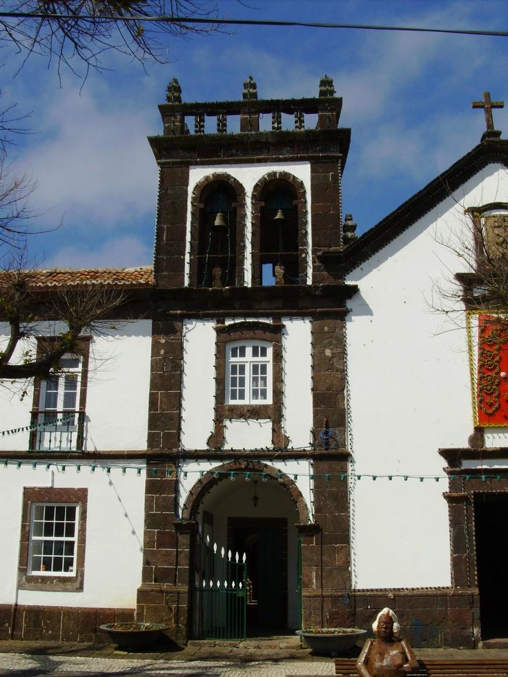 Convento de São Francisco.(Vila do Porto - Açores - Portugal)