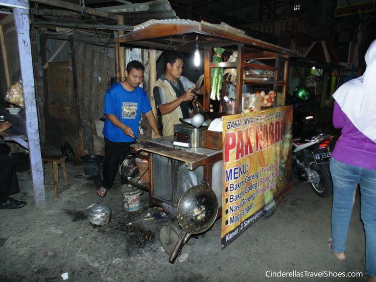 Local food in Yogakarta