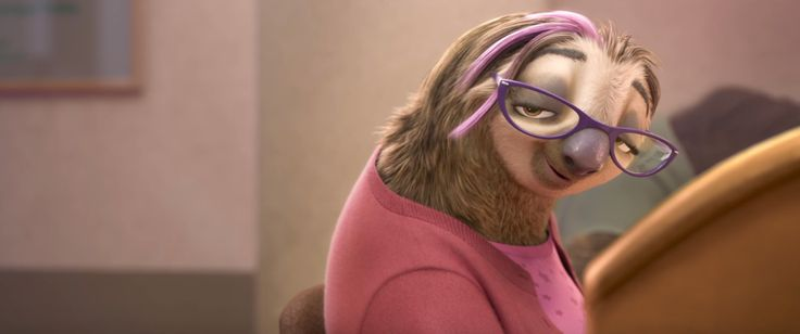 Kristen Bell has a two word role in Disney's Zootopia. How did the Kristen Bell Zootopia Sloth casting happen? Find out how she got the role.
