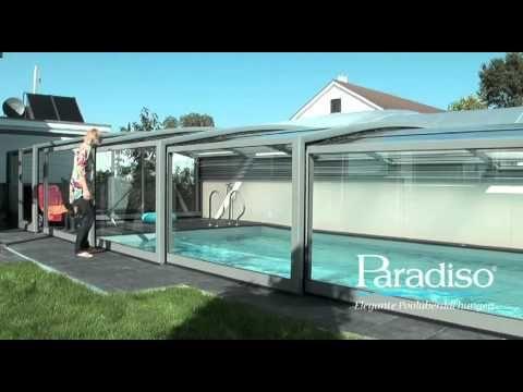 Paradiso Poolüberdachung RIMINI Direct