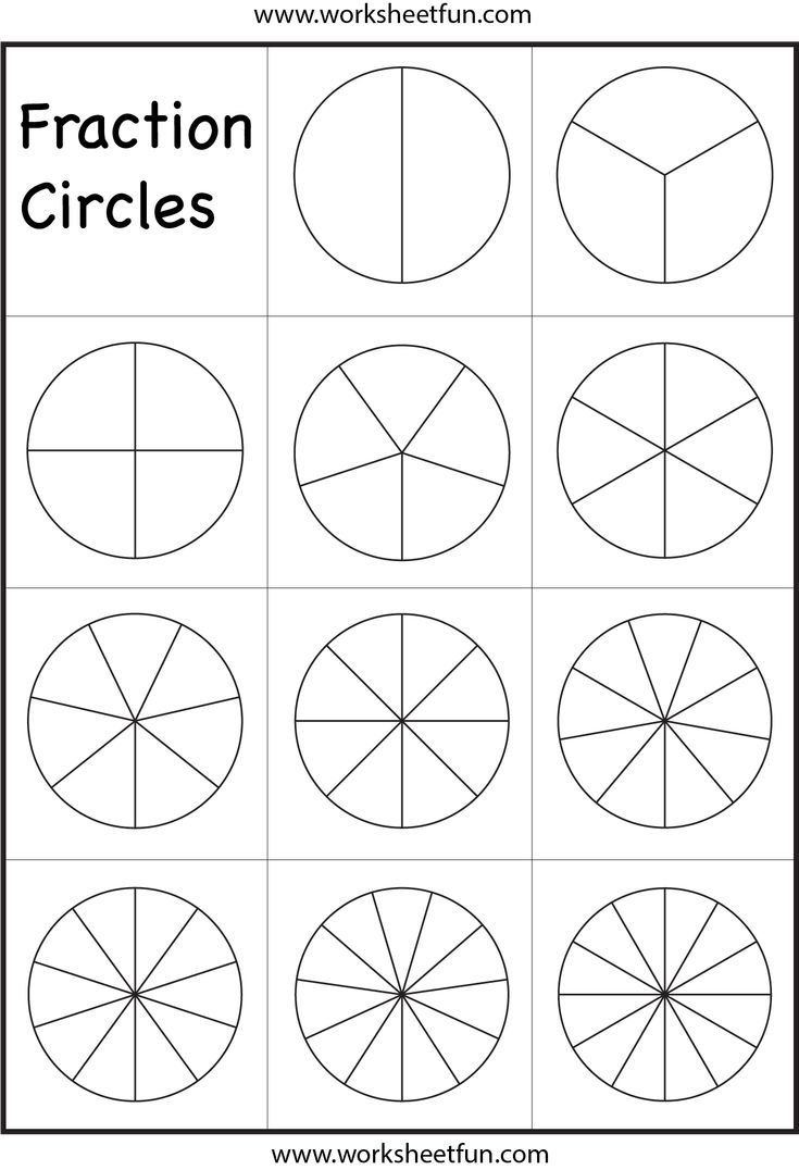 78 Best images about Fraction Worksheets on Pinterest | Coloring ...