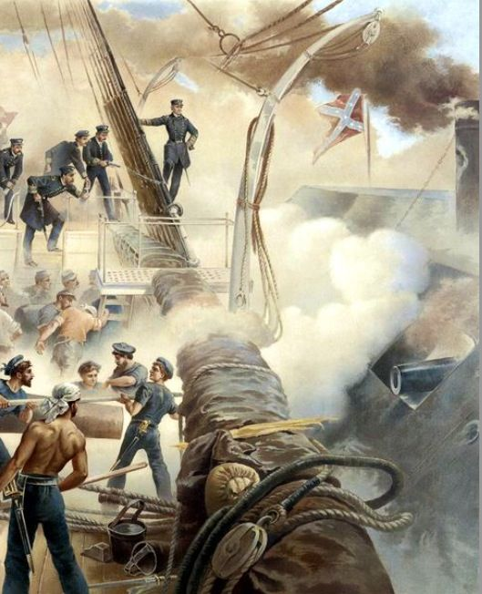 CSS Tennessee ; Battle of Mobile