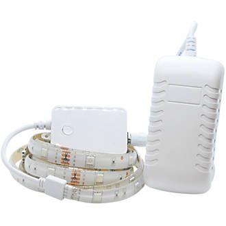TCP STLLEDRGB3M Smart LED Tape Light 3000mm 18W | LED Tape ...