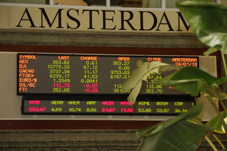 Photo by NYSE Euronext