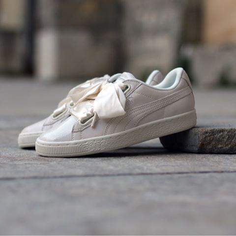 Puma Basket Heart NS « Puma-White » 364108 02 Size : 36 to 40 Price : 100€ Available now @ozsneakerlab and online at www.impactshoes.com #puma  #pumasuede  #pumasuedeheart  #basketheart  #pumafamily  #pumagang  #pumagirls  #kicks  #kicksfeed  #kicksonfire  #kicksology  #kicksoftheday  #dailysole  #dailykicks  #sneakers  #sneakersaddict  #sneakershouts  #sneakerfreak  #sneakerporn  #sneakershead  #girls  #ozsneakerslab  #grenoble