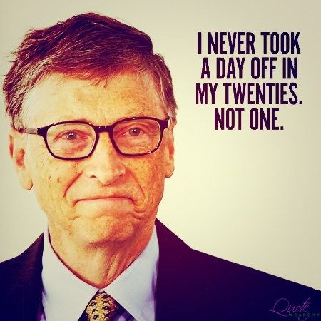 11 Best BILL GATES QUOTES On SUCCESS And Technology Images