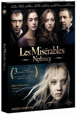"""Klasyczna powieść w spektakularnej ekranizacji. Oscarowy popis Anne Hathaway! """"Nędznicy"""" na DVD już Empiku!"""