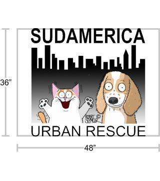 Sudamerica Urban Rescue